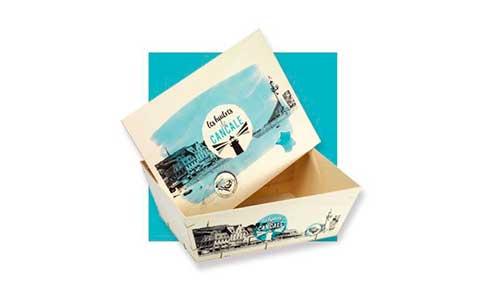 Упаковка для мидий и устриц 13