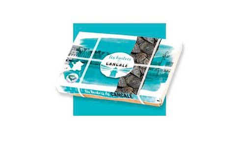 Упаковка для мидий и устриц 14