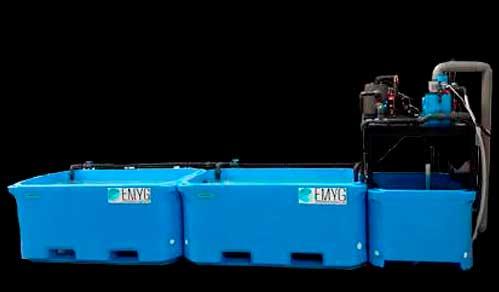 Системы хранения и передержки морепродуктов 1