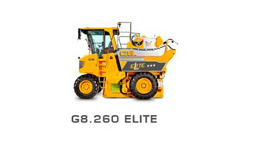 Виноградоуборочный комбайн Модель G 8.260 ELITE 1