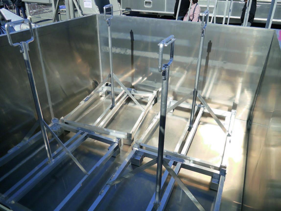 Системы хранения и передержки морепродуктов 3