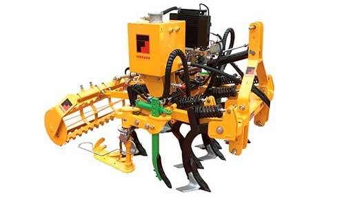 Навесные агрегаты 3 способа крепления 3
