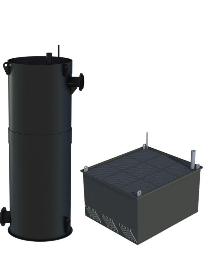 Оксигенераторы для УЗВ 1