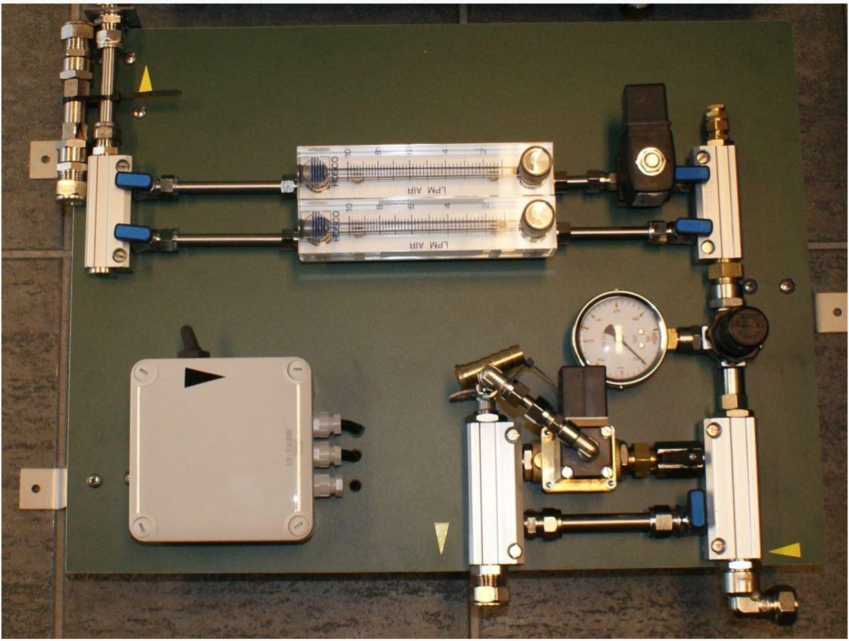 Оборудование для разведения аквакультуры в УЗВ 9
